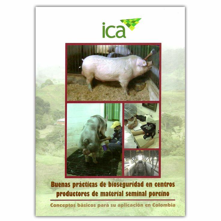 Buenas prácticas de bioseguridad en centros productores de material seminal porcino  - Varios - Produmedios http://www.librosyeditores.com/tiendalemoine/3662-buenas-practicas-de-bioseguridad-en-centros-productores-de-material-seminal-porcino--9789588214634.html Editores y distribuidores