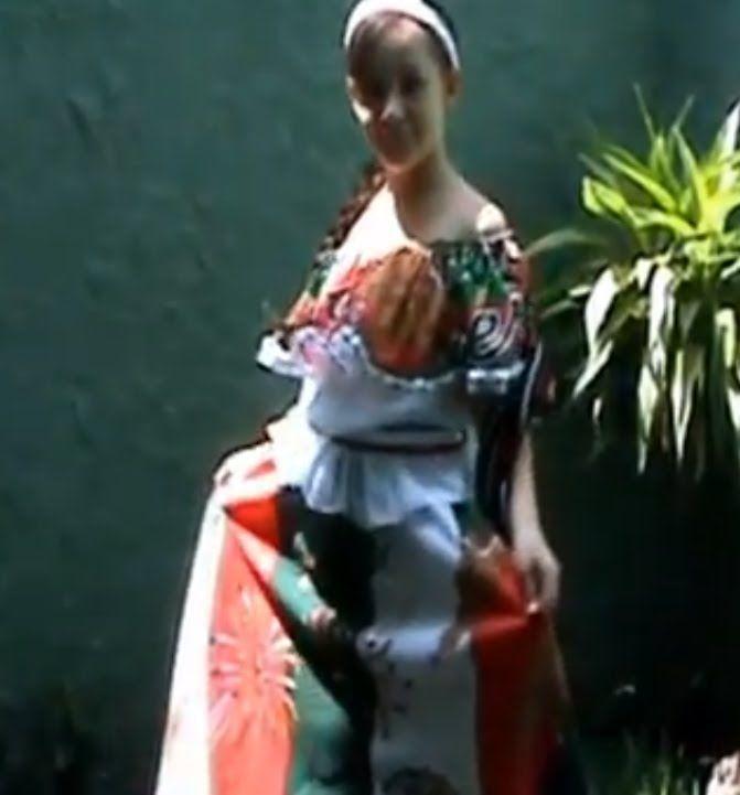 Como Hacer Un Traje Mexicano Parte II - Jazmin Gastelum