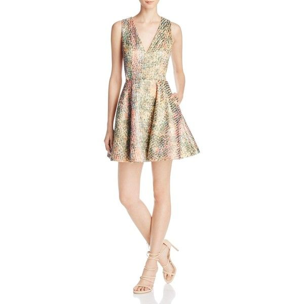 Moscow disco cocktail dress