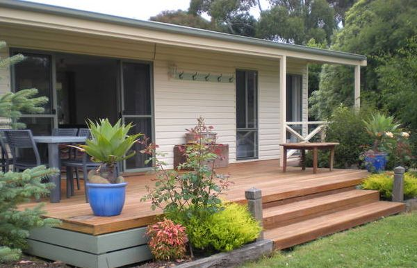 The Cottage at Chestnut Springs, Gembrook
