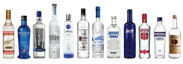 Which Vodka Brand Has The Best Bottle?