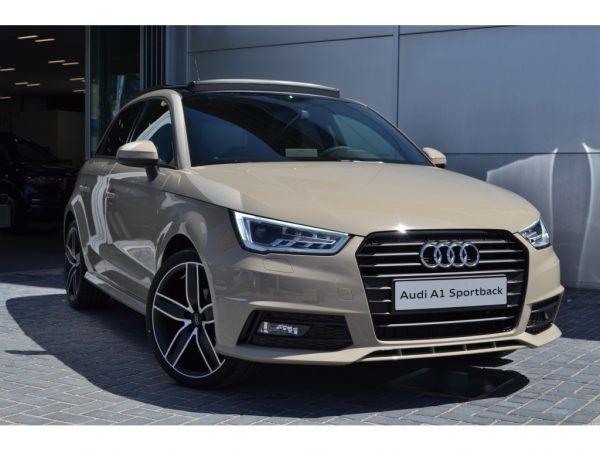 Audi A1 Sportback Mocha Latta exclusive                              …