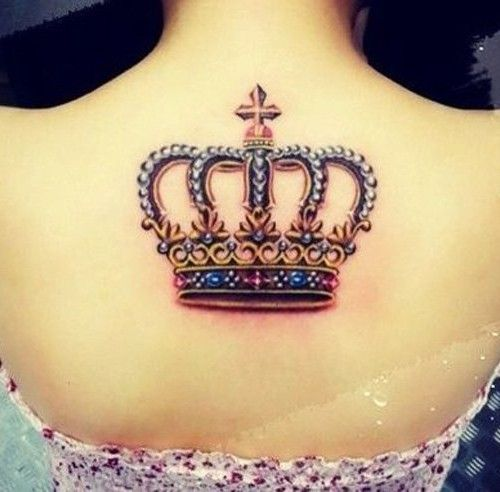 67 Most Powerful Crown Tattoos For Men: 17 Best Ideas About Crown Tattoo Design On Pinterest
