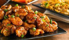 Recetas y Postres Halal: Pollo a la naranja (estilo chino)