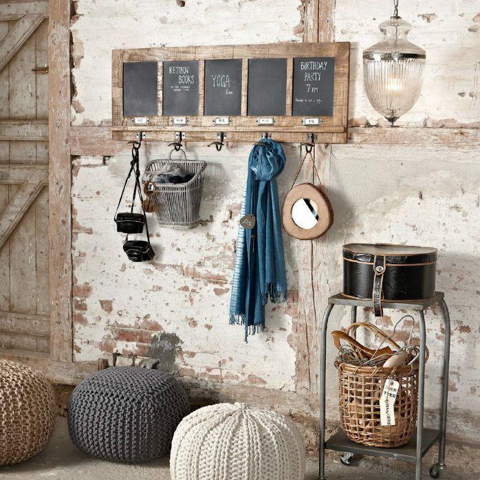 1000 id es sur le th me style industriel rustique sur - Objet decoration d interieur ...
