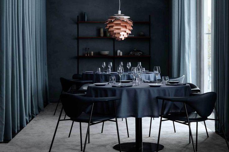 A Parigi i GamFratesi ripensano Flora Danica eCopenhague,i due storici ristoranti della Maison du Danemark