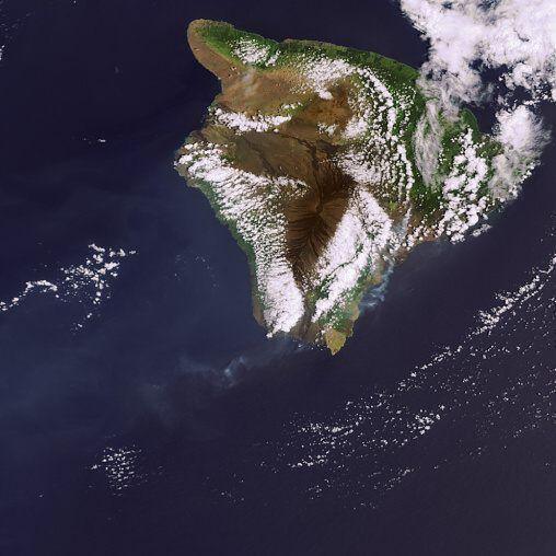 Fotky: Sopka Kohala (Havajské ostrovy)