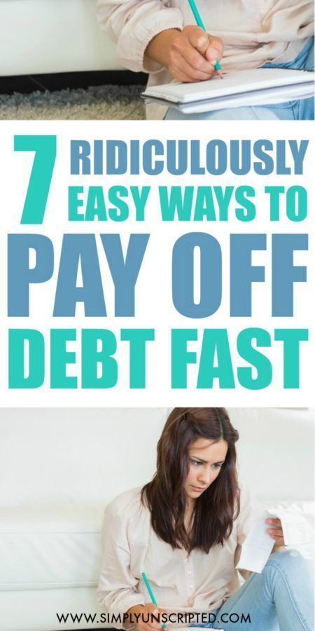#strategies #stretch #quickly #payoff #budget #simple