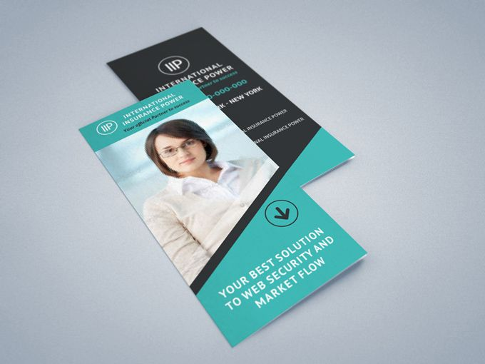 9 best Rack Card images on Pinterest Brochures, Business cards - rack card template