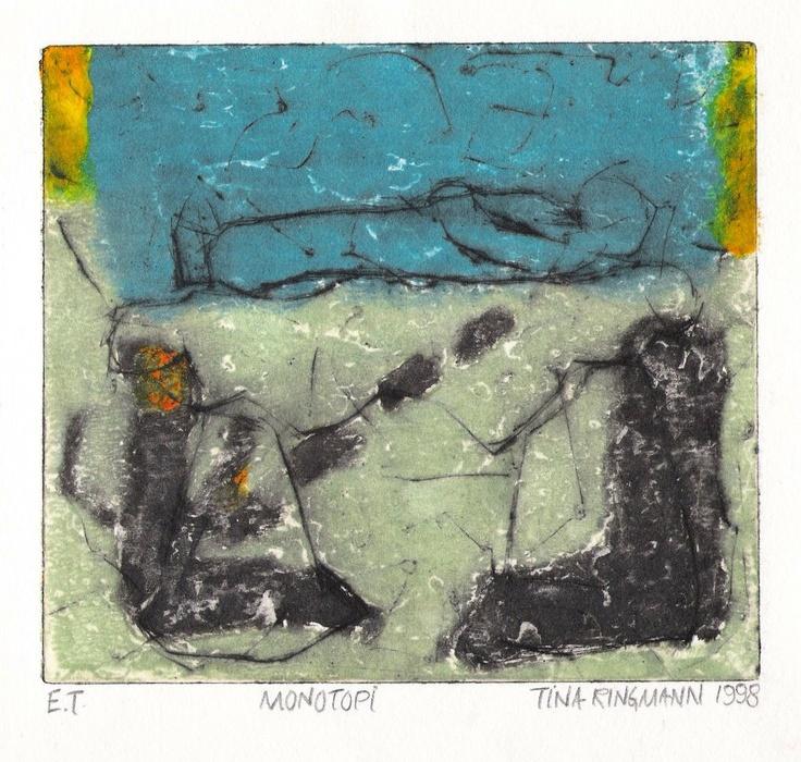 'Blå I' - TRM, 1998