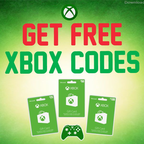 How To Get Free Xbox Codes 100 Free Xbox Gift Cards Codes Xbox