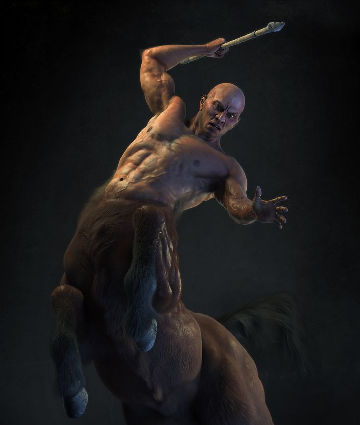 Hunting by Sergey Kudryavtsev | Creatures | 3D | CGSociety