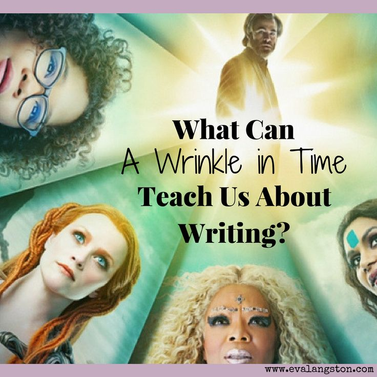 In anticipation of the new Disney movie version, here are 5 lessons writers can learn from the classic children's novel A Wrinkle in Time by Madeline L'Engle.#kidlit #WrinkleinTime #amwriting #writingtips #writerslife #childrensbooks