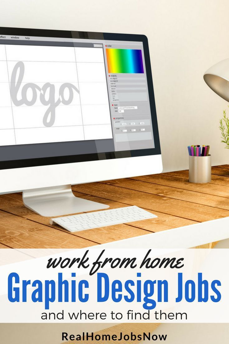 How To Find Work From Home Graphic Design Jobs Graphic Design