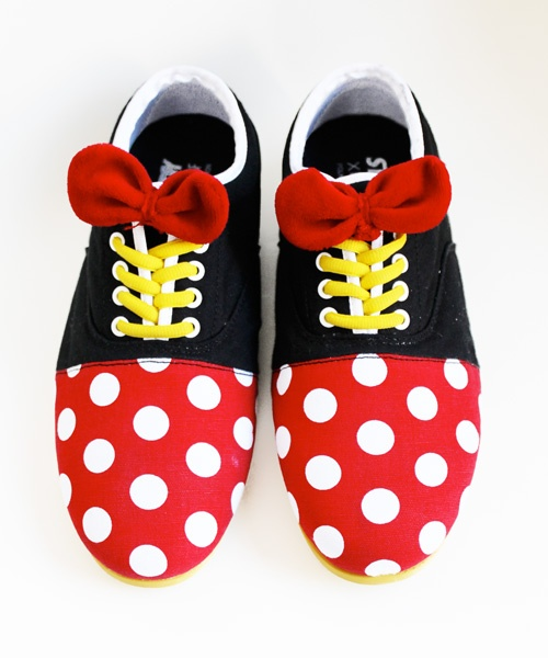 Lazy Oaf x Study Dotty Lace-Up Sneakers