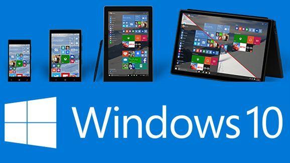 Nouveau Windows 10