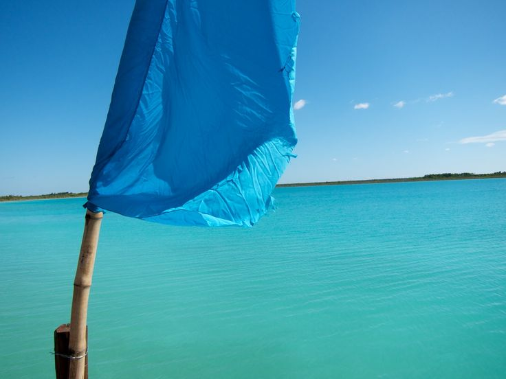 Laguna Bacalar Akalki Flag