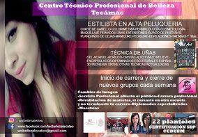 Universidad  de belleza Tecámac 1