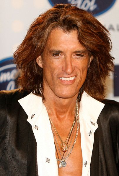 Joe Perry...don't even ask me why...                                                                                                                                                      More