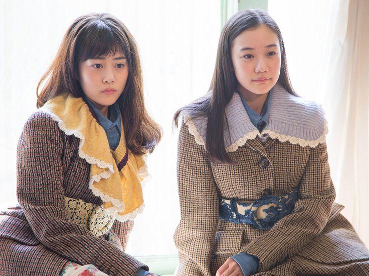国民的人気を誇る女優の蒼井優さんと高畑充希ちゃんが、雑誌『ME... MERY [メリー]