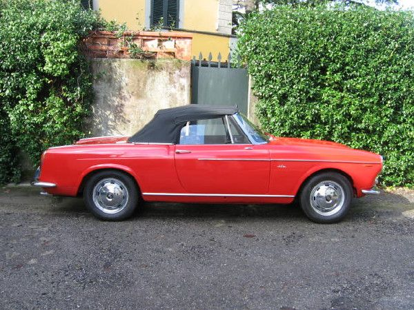 Fiat 1200 Cabrio, this classic was an instant hit everywhere it was driven.  #throwbackthursday #tbt #Fiat #Cabrio #Alexandria #RosenthalAuto