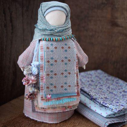 """Народные куклы ручной работы. Ярмарка Мастеров - ручная работа. Купить Куколка по мотивам народной куклы """"Добродетельная"""". Handmade. Комбинированный"""