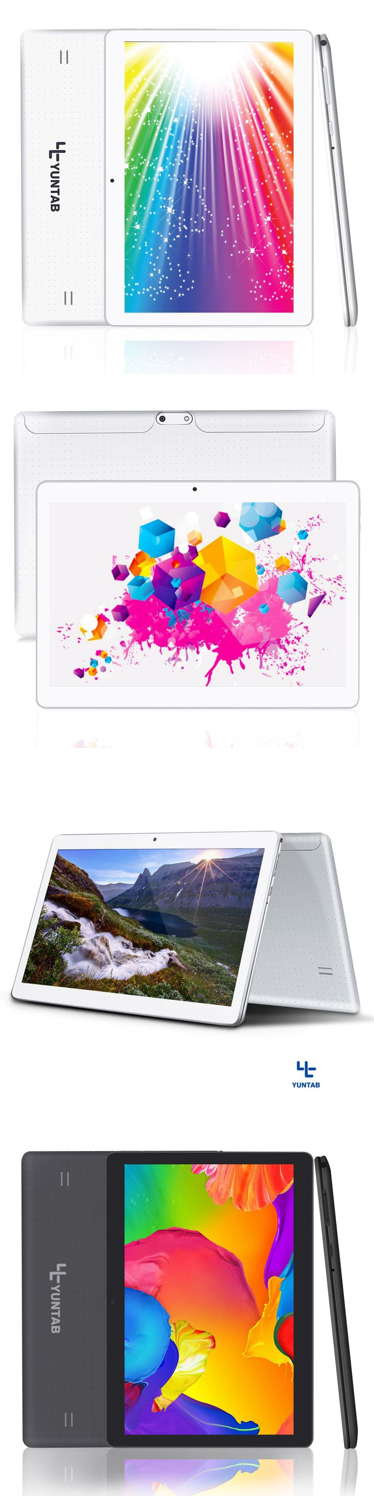 Computers Tablets Networking: New 10.1 Tablet Pc Android 5.1 Quad Core 16Gb 10 Inch Hd Wifi 2 Sim 3G Phablet -> BUY IT NOW ONLY: $75.69 on eBay!