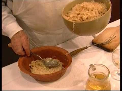 A HÚSOS káposzta készítése...Making the fleshy cabbage - YouTube