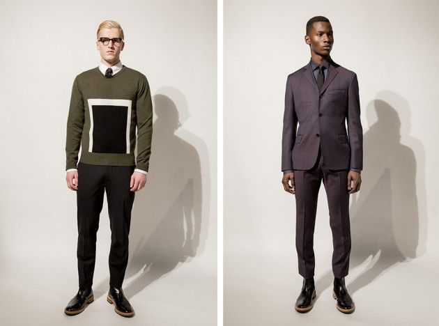 Todd Snyder Fall 2014 Menswear Collection - Photos • Selectism
