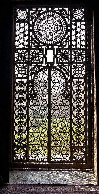 Arabesque Window | Flickr - Photo Sharing!