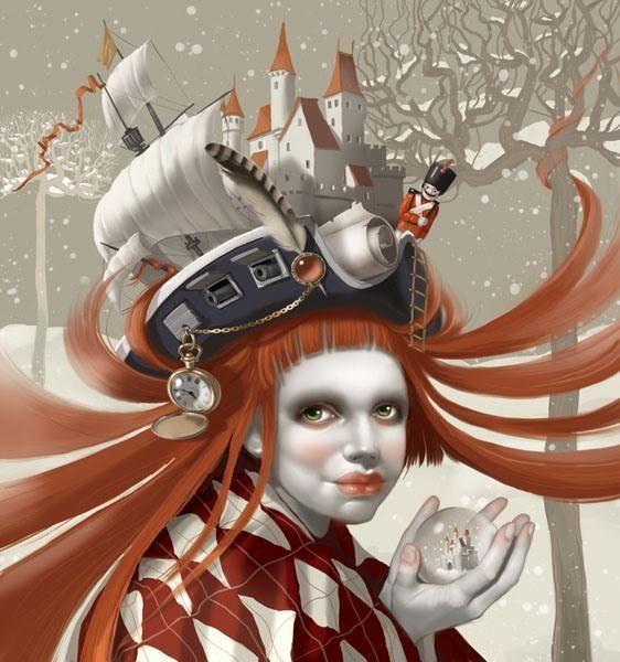 Illustrations by Doronina Tatiana