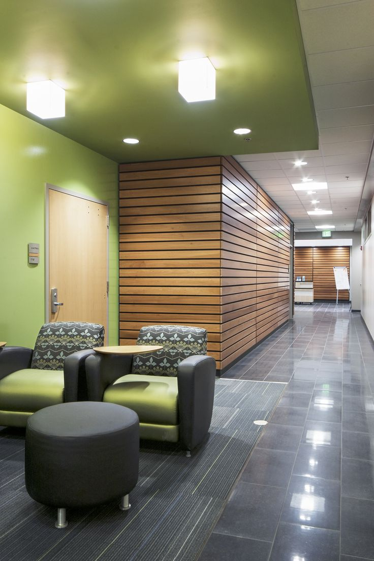 AIMS Community College, Platte Building, Break Out Area  Architecture:  hord | coplan | macht  Interior Design: hord | coplan | macht