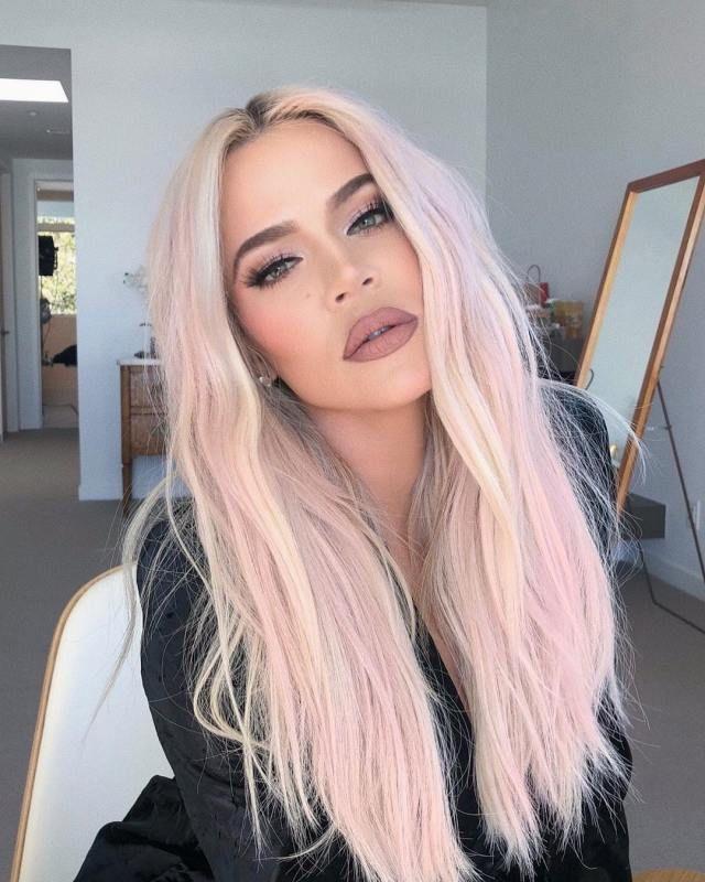 Cliomakeup Tendenze Capelli Biondi 2019 19 Klohe Kardashian