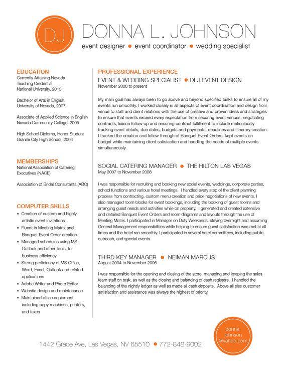 resume format making