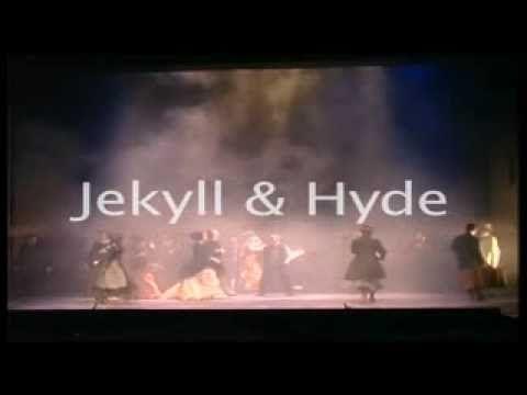 Jekyll & Hyde  (Jekyll & Hyde - Trailer  rudipiesk dasfilmstudio.de) Musical nach Frank Wildhorn Das Grauen geht um in London die Angst regiert - zur gleichen Zeit als Jack the Ripper sein Unwesen treibt. Dabei wollte der idealistische Arzt Dr. Jekyll doch nur das Beste nämlich die Menschheit vom Bösen befreien. Wie grässlich dieser Plan daneben geht schildert das Musical nach der berühmten Novelle von Robert Louis Stevenson. Mit der großartigen Musik von Frank Wildhorn wurde es am Broadway…