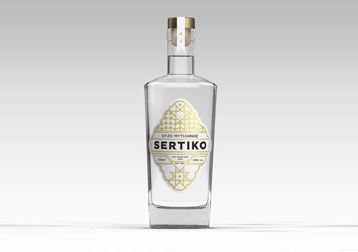 OUZO SERTIKO on Behance