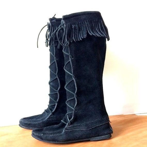 FOOTWEAR - Lace-up shoes Minnetonka 6I0FIuETm4