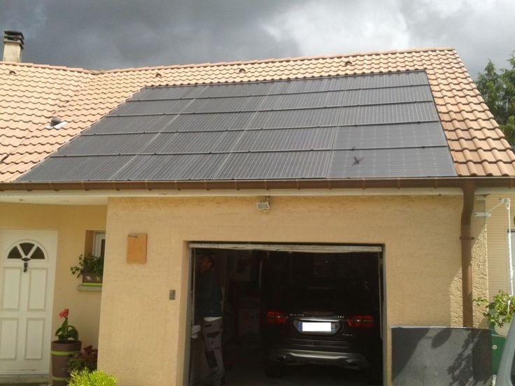 les 25 meilleures id es concernant photovoltaique sur pinterest energie solaire photovoltaique. Black Bedroom Furniture Sets. Home Design Ideas
