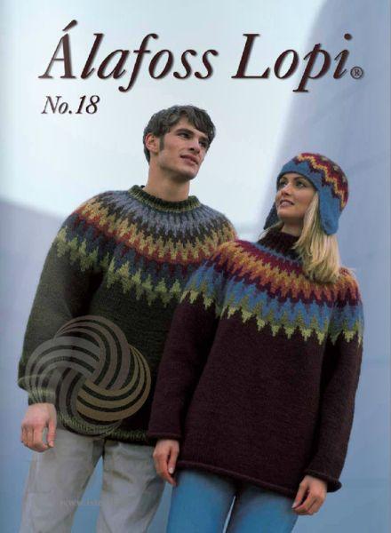Lopi Pattern Book No. 18