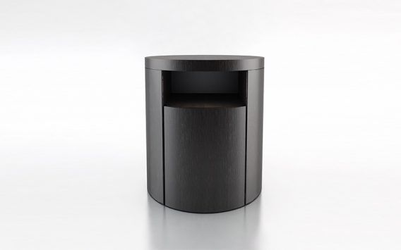 Bring home the gorgeous Mulberry nightstand that adds style to any bedroom