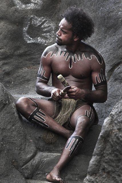 Australia: Aboriginal Culture © Steve Evans