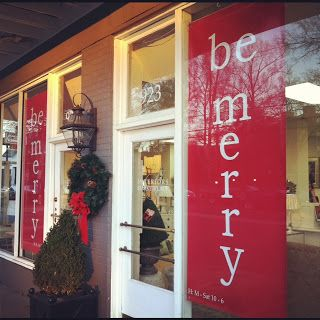 Window Banners; Great way to decorate your store front this #Holiday Season! www.speedproeastpa.com