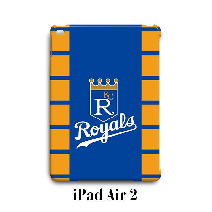 Kansas City Royals iPad Air 2 Case Cover Wrap Around