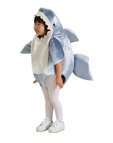 Shark Baby Halloween Costume $29.99