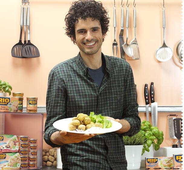 Rio Mare - Cucina a tutto tonno con Marco Bianchi