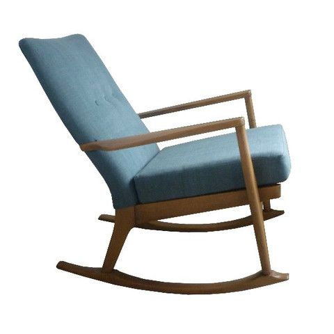 88 best images about mid century modern on pinterest rocking chairs ercol rocking chair and - Knoll rocking chair ...