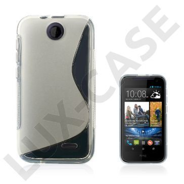 Lagerlöf (Transparent) HTC Desire 310 Cover