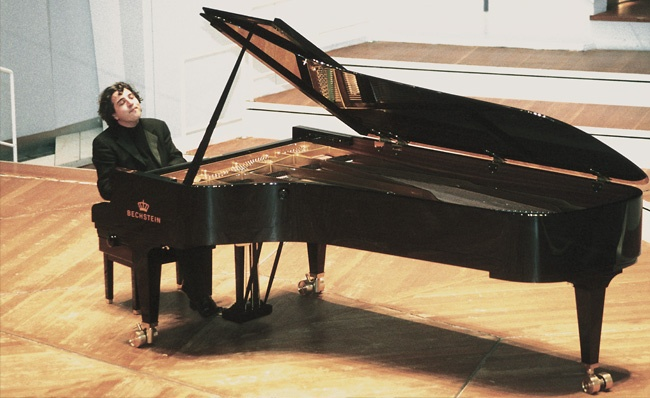 bechstein history 2003 fazil say on the c bechstein concert grand piano in the berlin. Black Bedroom Furniture Sets. Home Design Ideas