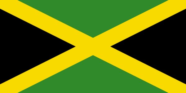 Vessels sailing under the Jamaica Country Flag are required to have on board this flag as part of flag state requirements that derive from maritime regulations in the International Code of Signals and