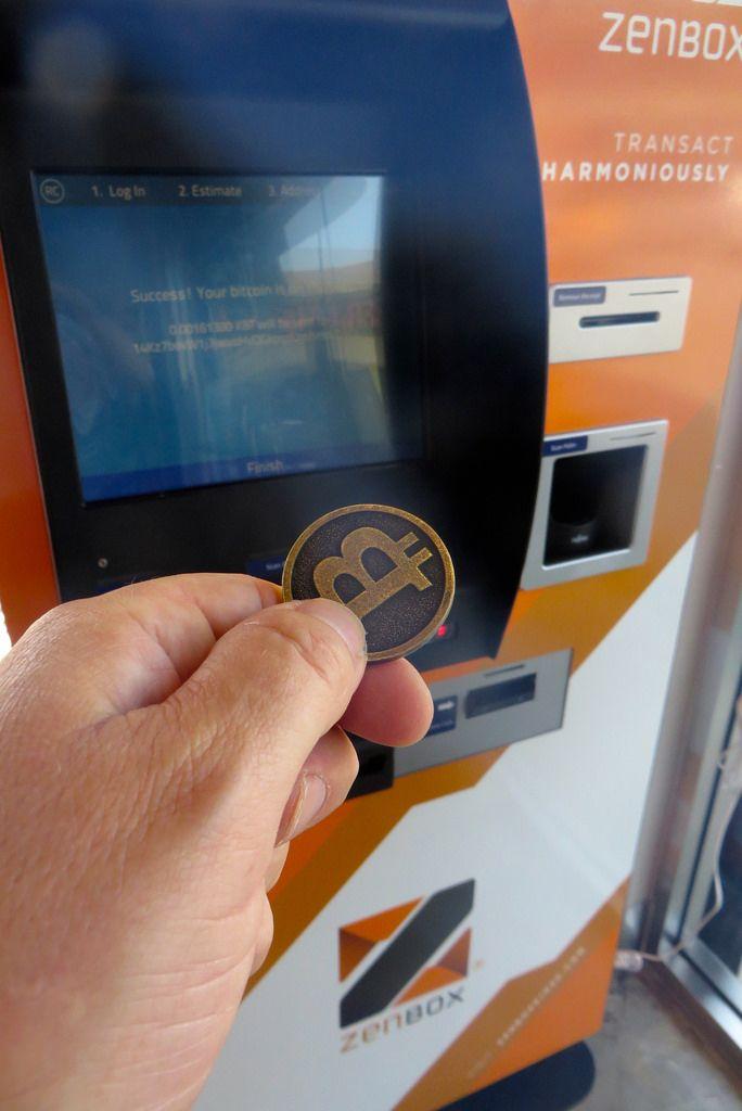 bitcoin romania atm